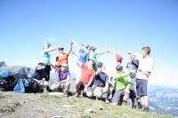 Titelbild des Albums: WAMO Bergwandern 2011